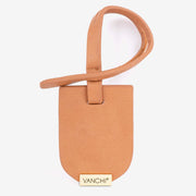 VANCHI Luggage Tag - Camel