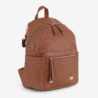 NEW! Manhattan 2-Way Backpack Nappy Bag - Tan