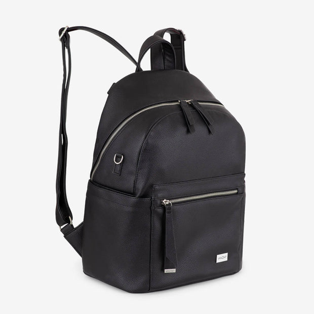 NEW! Manhattan 2-Way Backpack Nappy Bag - Black