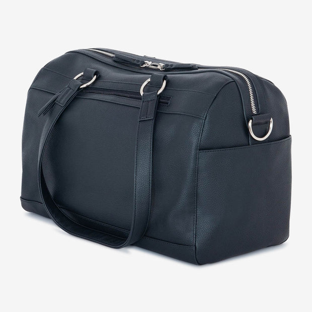 VANCHI Steffi Carryall Nappy Bag - Black