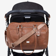 VANCHI Steffi Carryall - Tan Nappy Bag