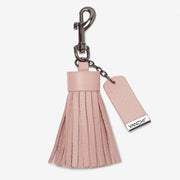 NEW! Leather Key Ring/ Bag Tassel – Cowhide