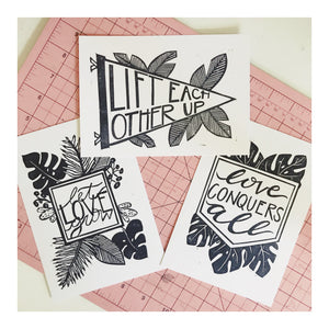 Love Bundle - 5 x 7