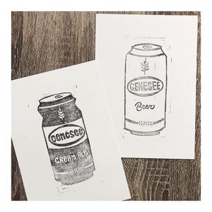 Genesee Cans - 5 x 7