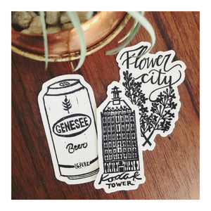 Rochester Sticker Bundle