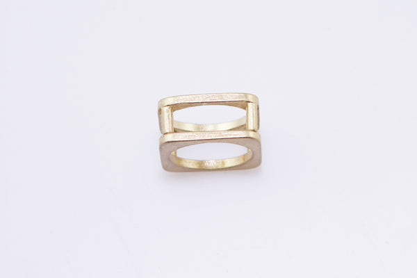 Gold Box Ring