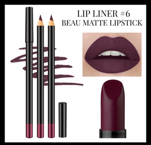 BEAU PLUM LIP BUNDLE