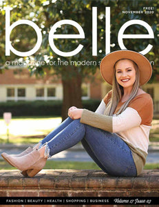 Feature in Belle Magazine!