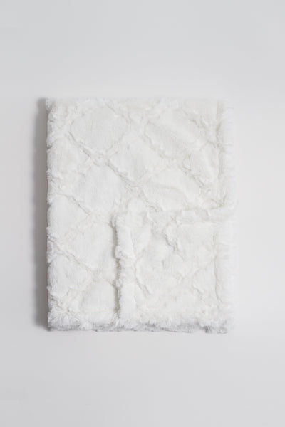 Soft Ivory Child Blanket
