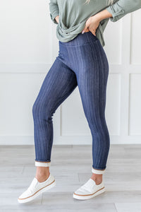 Casual and Cool Sherpa Jegging
