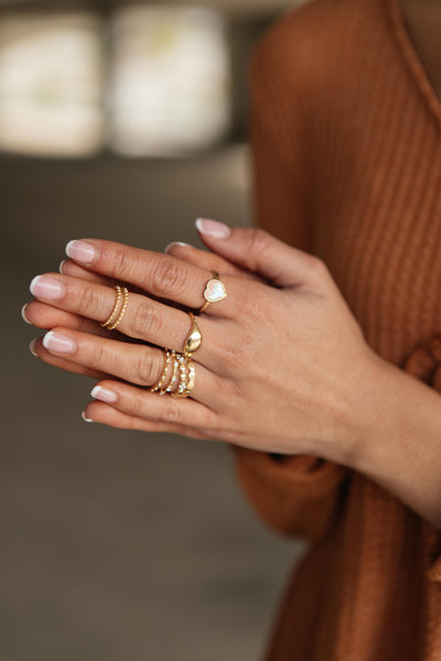 Rings Fit For Queens