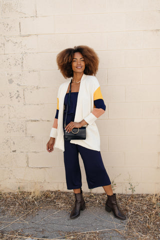 Sleeve Your Mark Cardigan- 9/22/2020