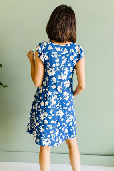 Floral Glory Dress