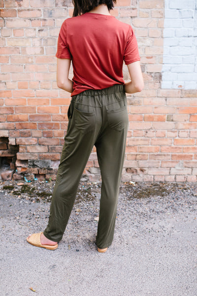 Give And Take Tapered Pants