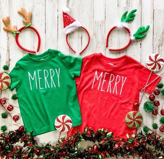 Kids Merry Shirt