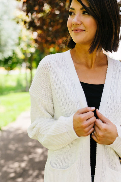 Ivory Tower Cardigan