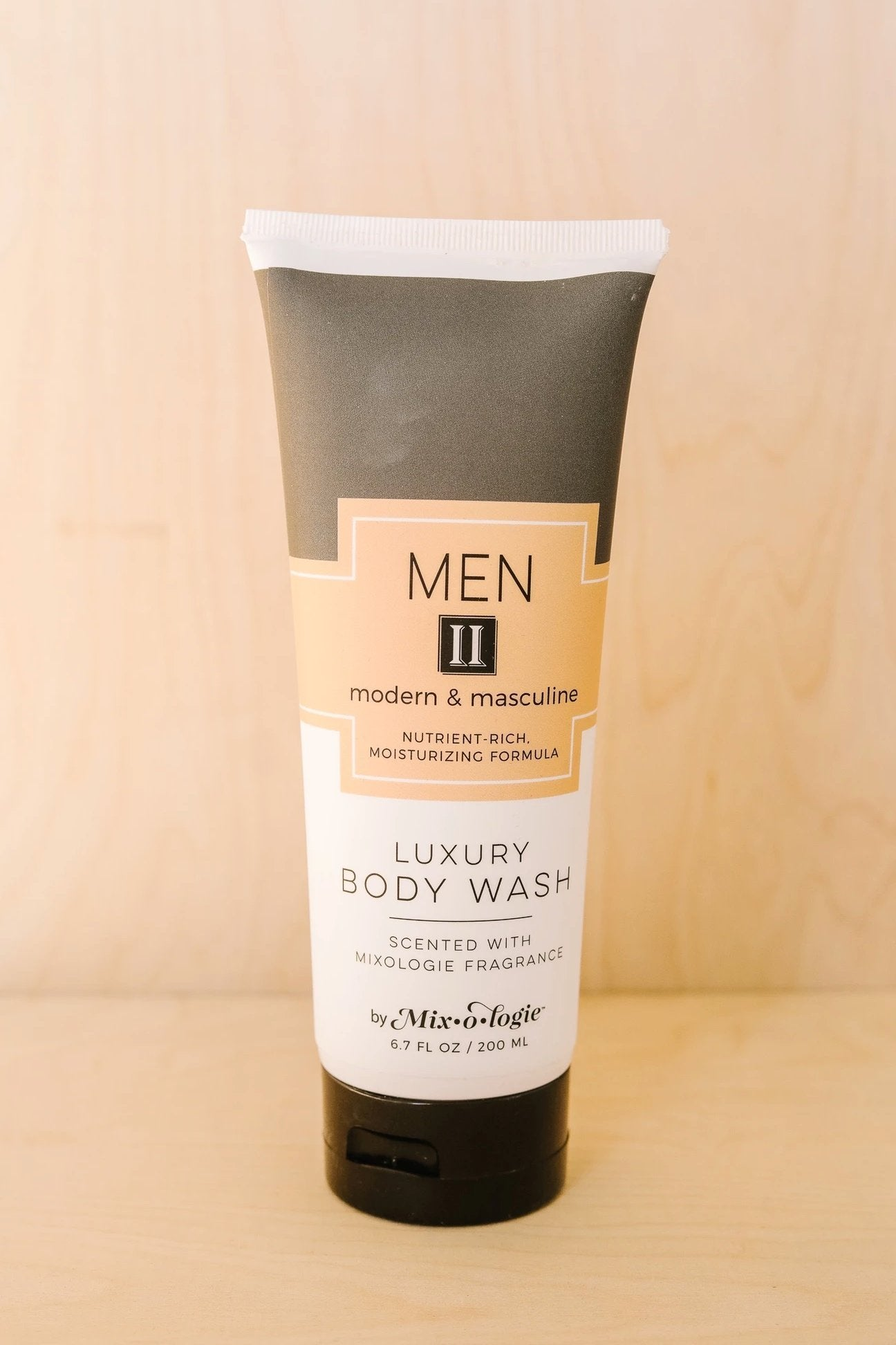 Modern & Masculine Men's Body Wash & Shower Gel