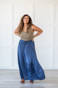Simply Radiant Maxi Skirt