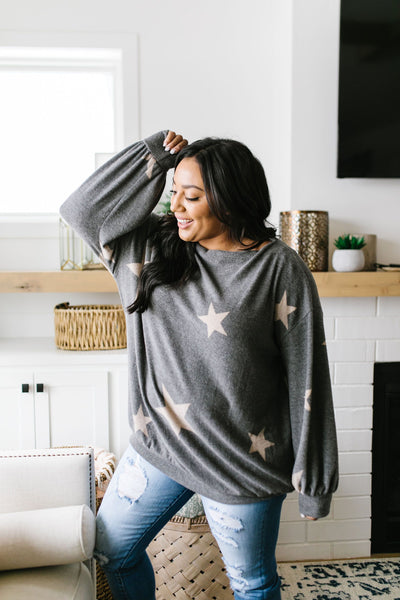 Starry Starry Night Top