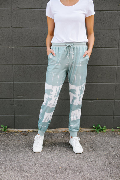 To Dye For French Terry Joggers