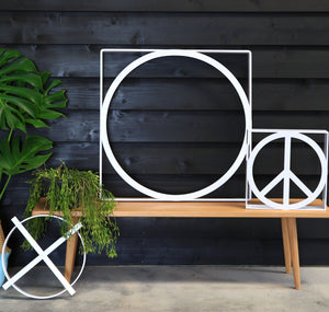 Forma studio design circle and peace series