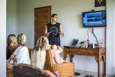 WOMEN'S SURF & FITNESS CAMP BYRON BAY
