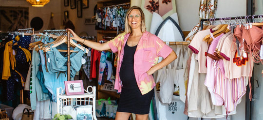 SMALL BUSINESS SPOTLIGHT: SALT GYPSY