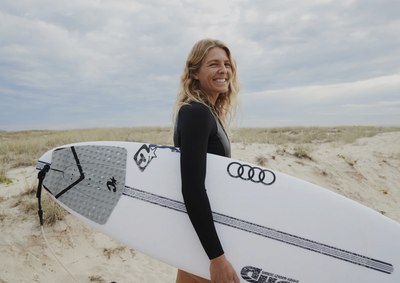 Steph Gilmore launches Creatures' Ecopure® Surf Traction