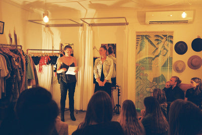 #whomademyclothes - A FASHION REVOLUTION EVENING AT SEA BONES BYRON BAY