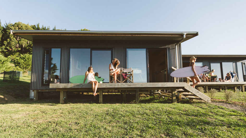 The Huts eco accomodation in Ahipara, New Zealand, featured on Salt Gypsy | Book your stay here: www.thehuts.co.nz