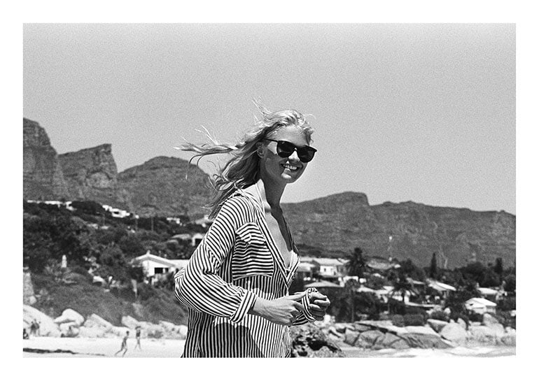 Shades of Summer Campaign by Faithfull The Brand featured on Sea Bones | www.seabonesbyronbay.com | Women's coastal concept store #seabonesbyronbay #womenwhosurf #faithfullthebrand #apressurf #surffashion