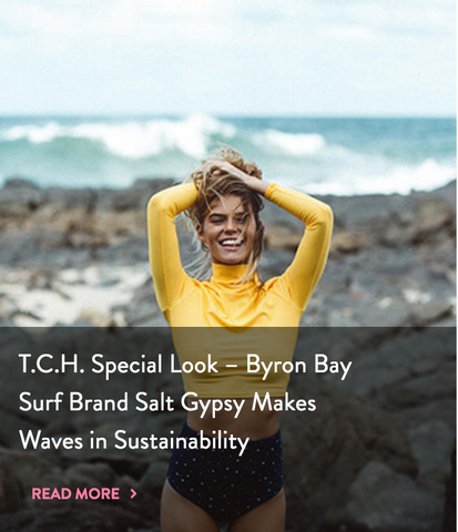 Salt Gypsy featured on The Cool Hour - Making waves in sustainability