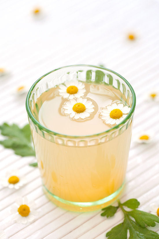 Post Surf Cocktail Of The Month Chamomile Whiskey Cocktail