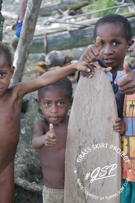 The Grass Skirt Project Papua New Guinea now accepting donations