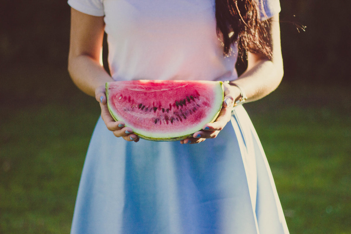 PureWow One-Ingredient Watermelon Sorbet Recipe