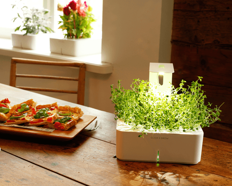 Germination Lamp for Smart flowerbed