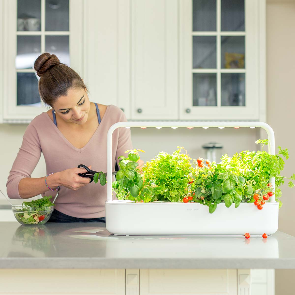 The Smart Garden 9 -meticulously designed, self-growing indoor gard