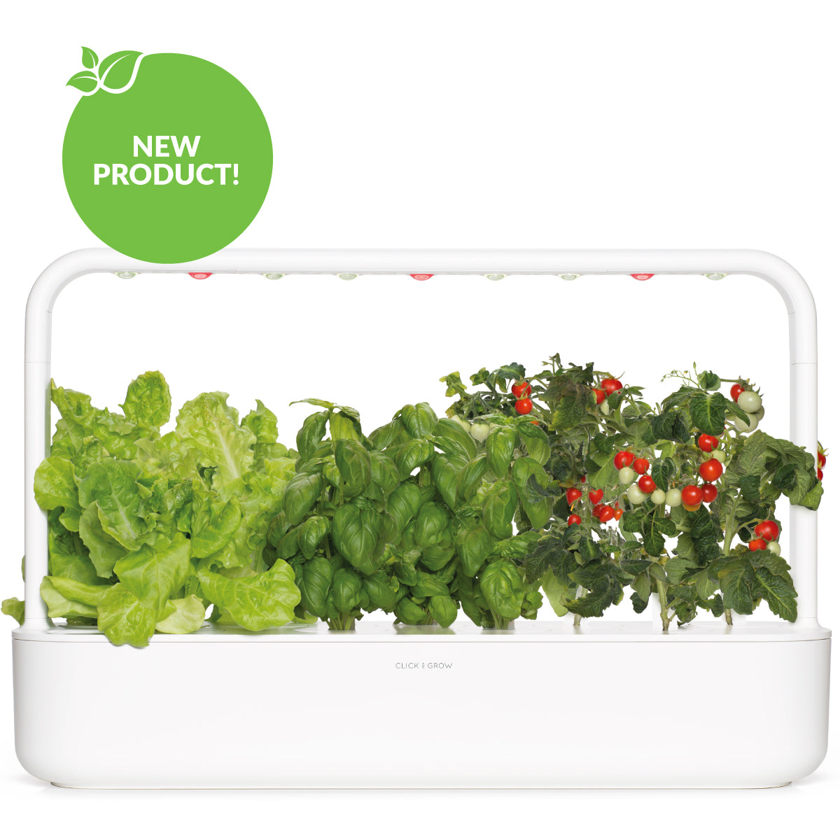 Indoor herb garden kit and refills click grow smart garden 9 workwithnaturefo