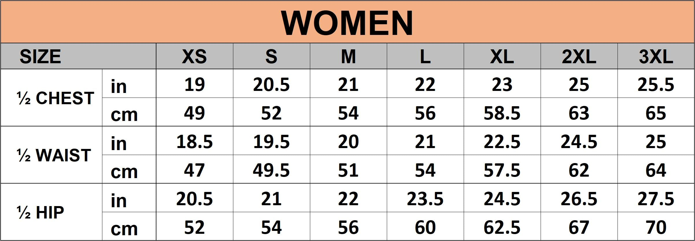 BOLLI-Dog-Owner-Jacket-Sizing-Chart-Women