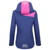 BOLLI-Innovative-Outdoor-Dog-Owner-Jacket-Women-Navy-Pink-Back