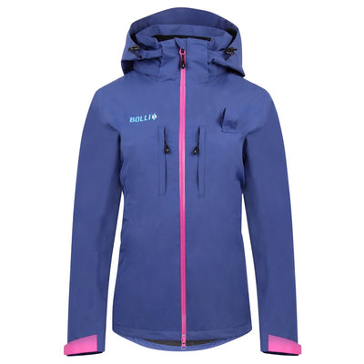 BOLLI-Innovative-Outdoor-Dog-Owner-Jacket-Women-Navy-Pink