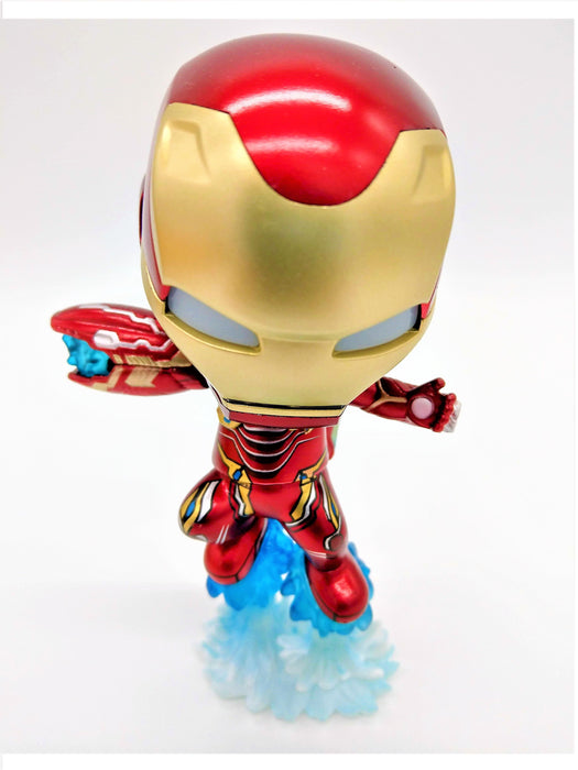 Mark 50 Iron Man With Wings And Sonic Blaster, LED eyes! (Batteries Included) - Prodigy Toys