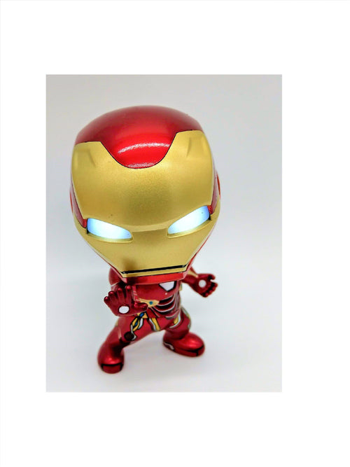 LED Iron Man Action Figure with Mark L Armor (Batteries Included) - Prodigy Toys