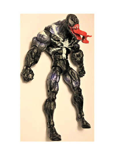 "Venom / Venom Collectible Action Figure, 7"" with Movable Hands, Feet, Fingers, and Head - Prodigy Toys"