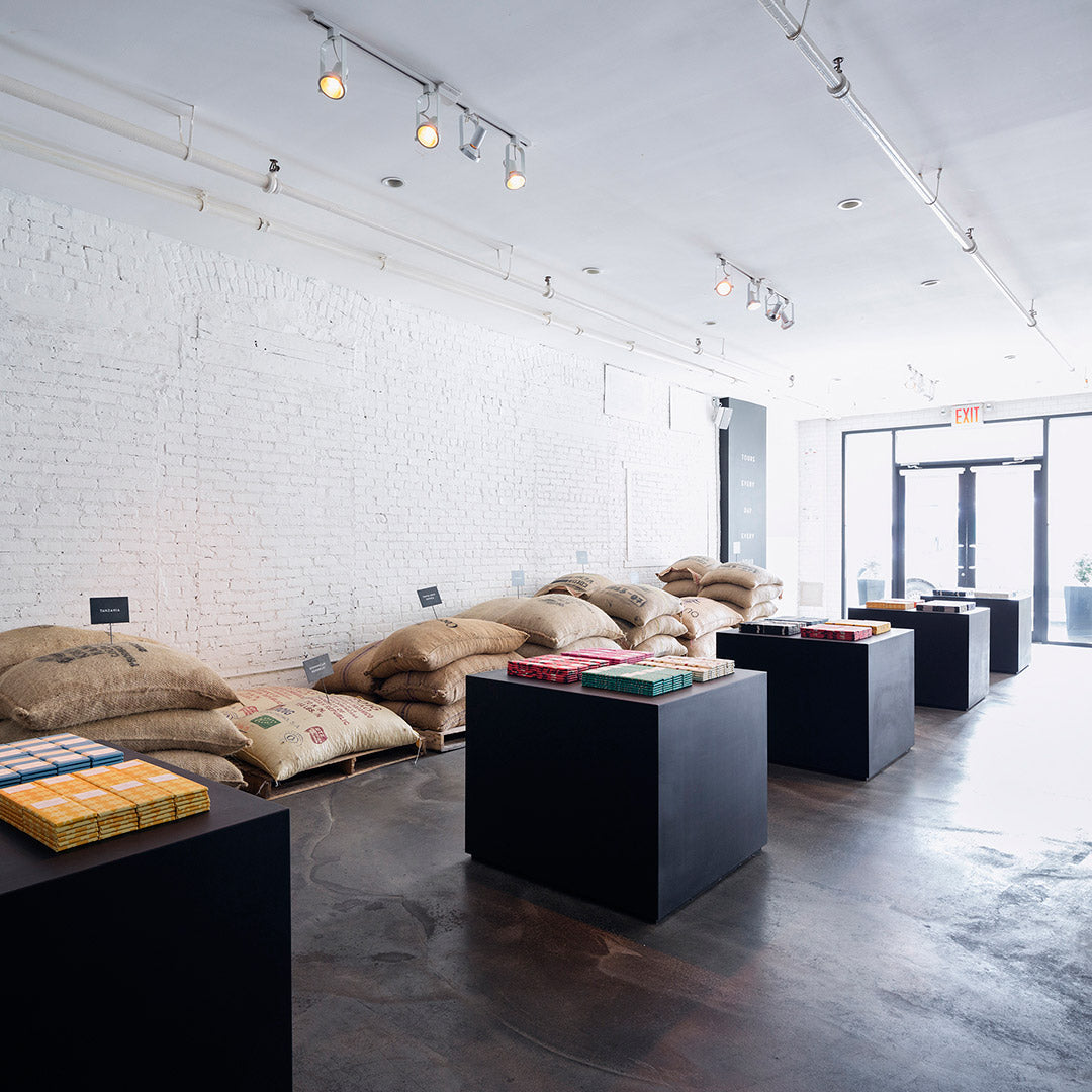 Mast Brothers Brooklyn New York