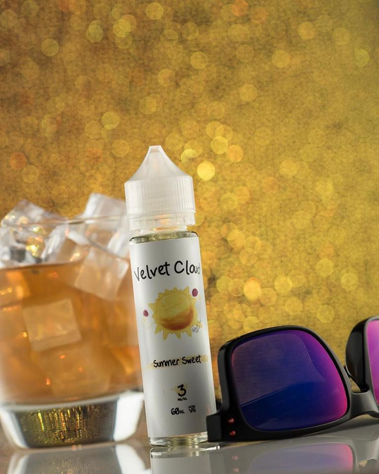 summer sweet fruit flavored e-juice