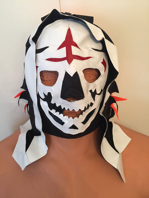 All new Luchador Masks from Mexicanuk