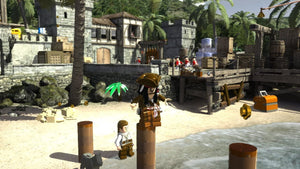 PS3 Pirates of the Caribbean - The Video Game