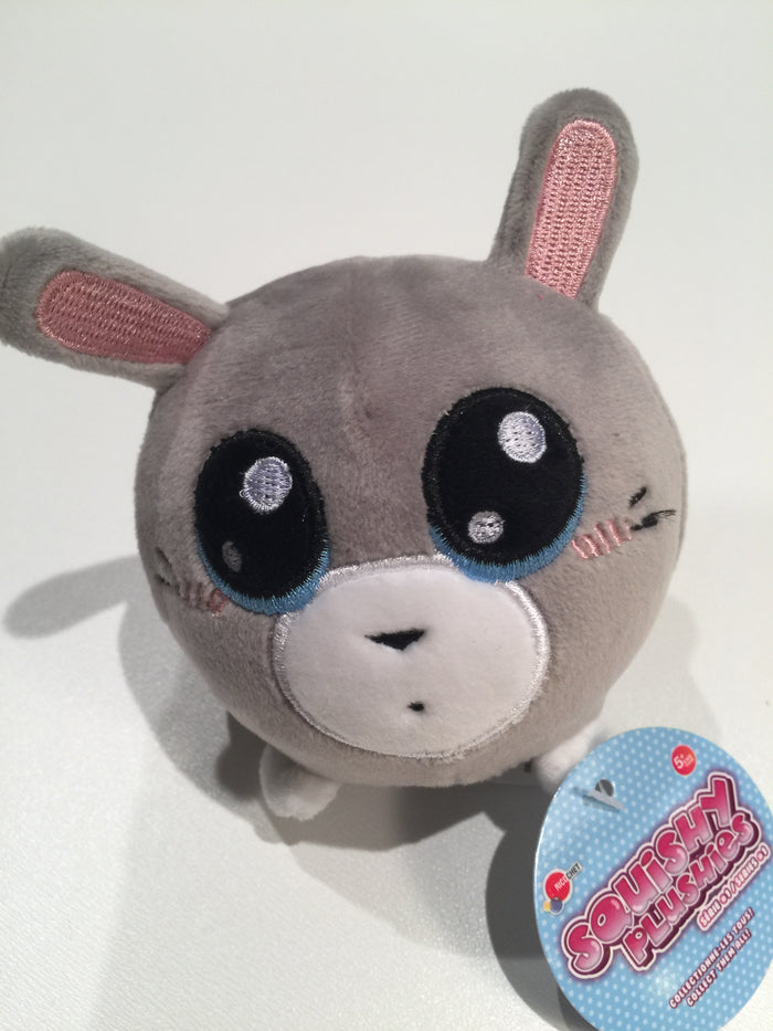 0009 - Bunny Plush-Squishy