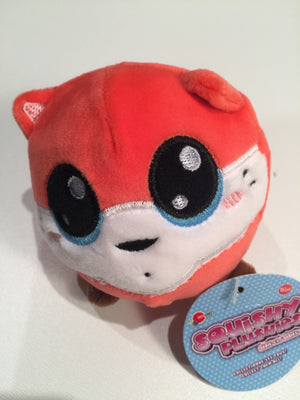 0011 - Fox Plush-Squishy